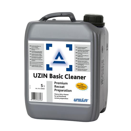 UZIN Basic Cleaner 5l