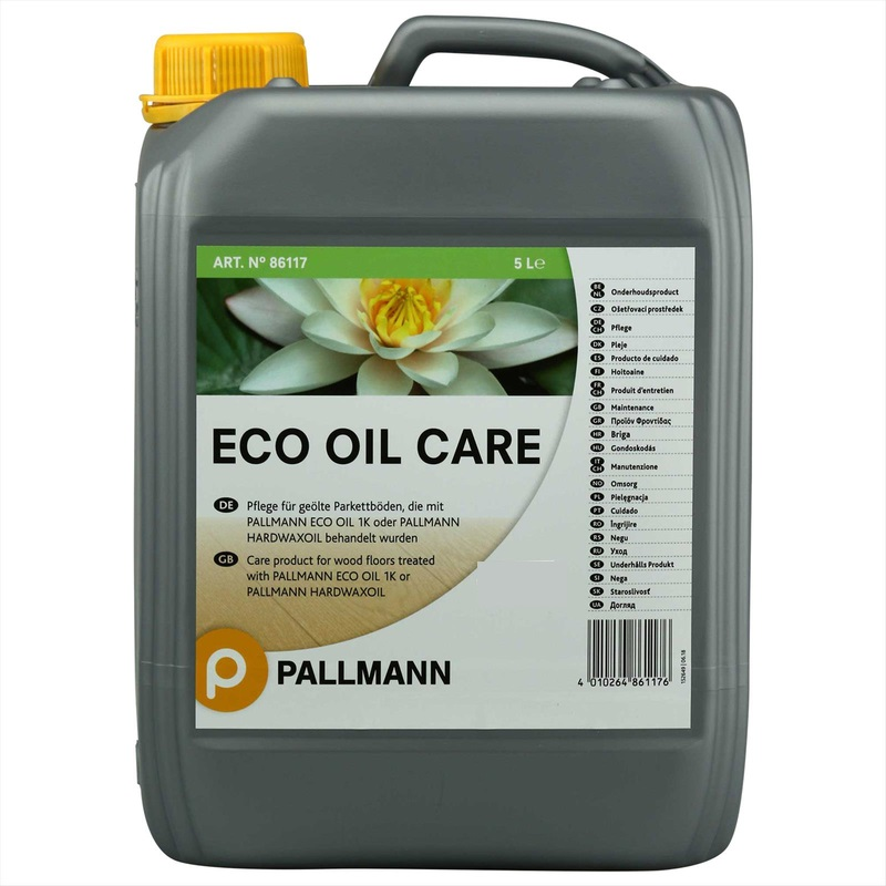Pallmann Eco Oil Care 5l