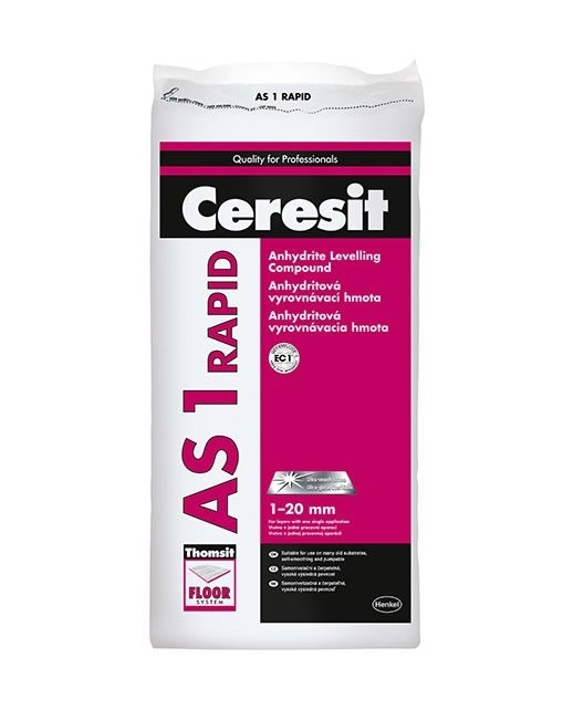 CERESIT AS 1 RAPID 25kg