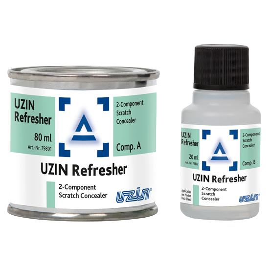 UZIN Refresher set - opravná sada na vinyl 100 ml