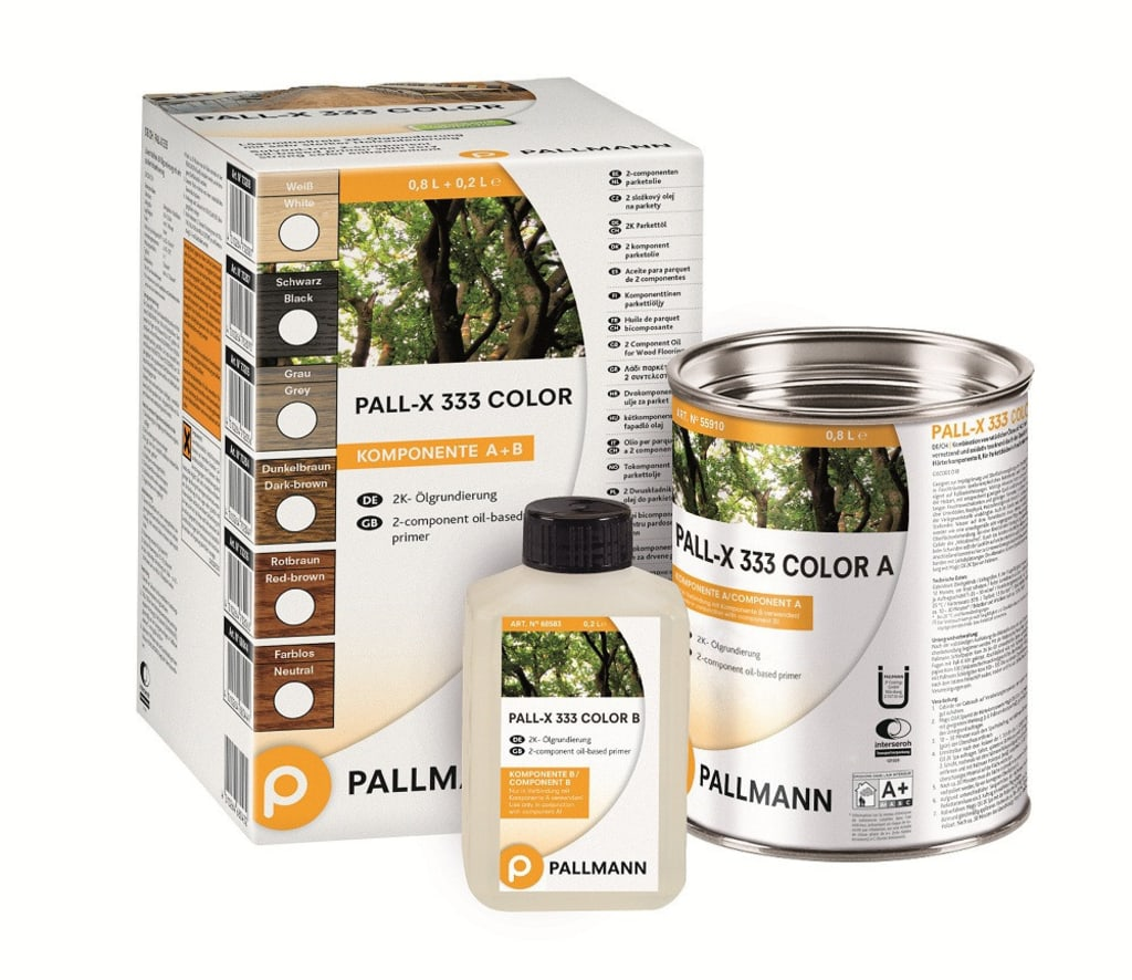Pallmann Pall - X 333 Color Concentrate 0,2ml