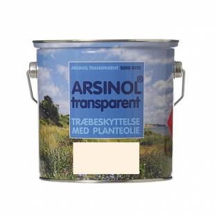ARSINOL Transparent natural - teak 2,5l 310