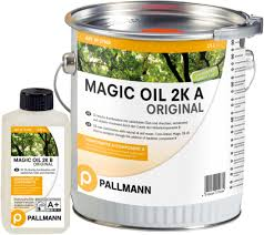 Magic Oil 2 K    4