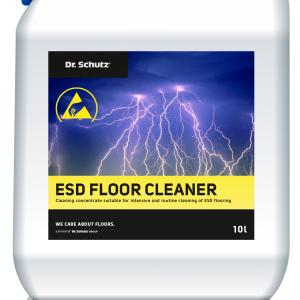 Dr.Schutz ESD Floor Cleaner 10l 300
