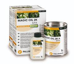 Pallmann Magic Oil 2K spa  - kombiance oleje a vosku 1l 241