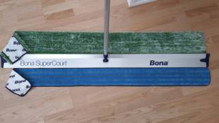 Bona SuperCourt Cleaning pad 153 cm 310