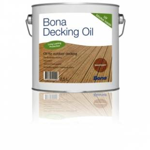 Bona Decking oil teak 2,5l 5